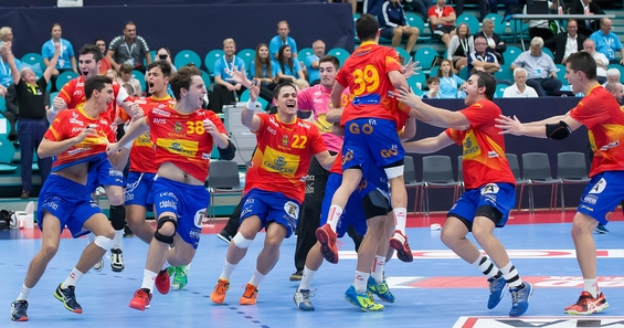 2bc3cfffd45 European Handball Federation - European sides fight for Junior World ...