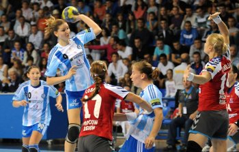 Jelena Zivkovic against Zvezda