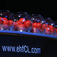 EURO and Champions Leagu Draw in Vienna
