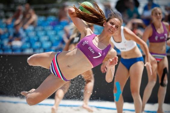 european handball federation beach handball euro 2017 reaches