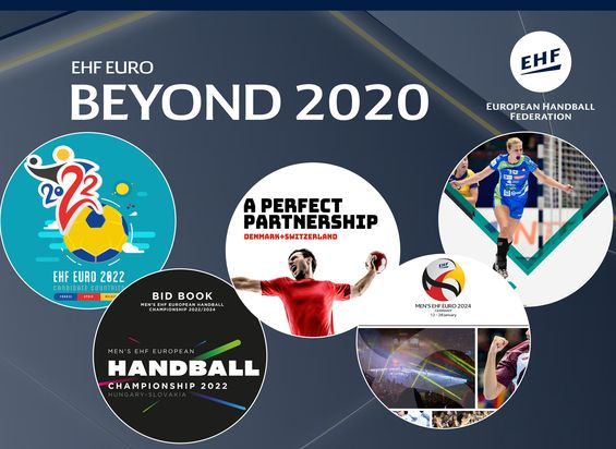 European Handball Federation Ehf Euros Beyond 2020 Seven