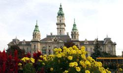 Győr, Town Hall