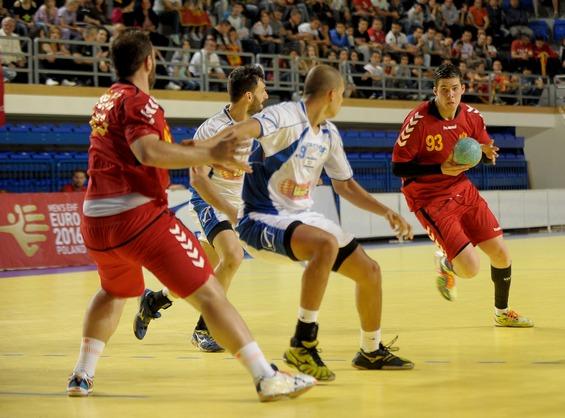 how to play european handball
