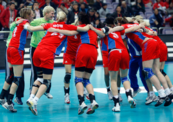 Russian joy ended the World Championship