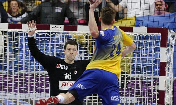 European Handball Federation - Croatia seek consistency on
