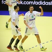 European Handball Federation - Hungary win first leg play