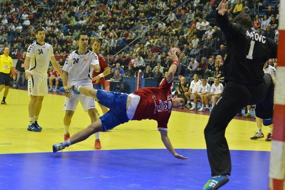 where did european handball originate