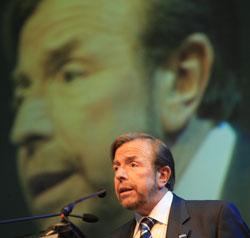 EHF President Tor Lian