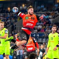 1a7414d5531 Europe s handball fans have been treated to one of the most thrilling  editions of the VELUX EHF Champions League so far and there is still plenty  more ...