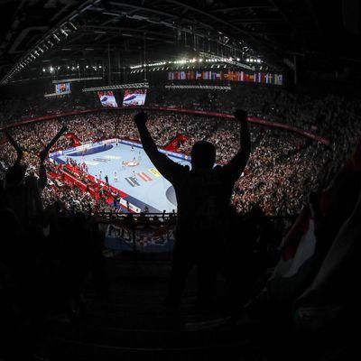 European Handball Federation Fans And Sponsors Set To