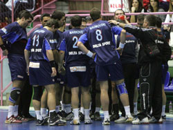 Metalurg in the CL in 2006