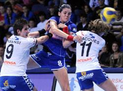 Jovanovic in action against Elda