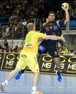 The first big test on away court for Chambery