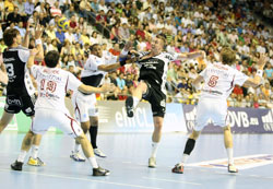 Ciudad turned the game with few minutes from the end