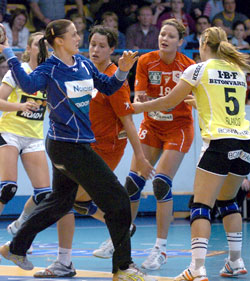Ikast has big experience from European Cup competitions
