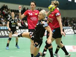 Jensen's Ikast could not beat Viborg this season