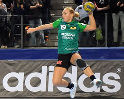 Kovacsicz determined to win against her former side