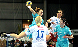A hot clash awaits the fans when Podravka Vegeta and HC Leipzig play for group victory. See it live on ehftv.com!