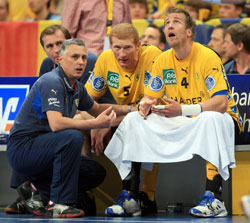 Chevtsov can build on expreineced handballers