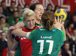 Lunde is key player is defence as well