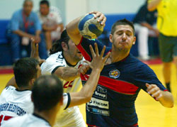 The qualification of Metalurg was not in danger