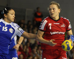 Todorovska's experience also helped a lot