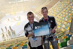 The CL Final will remain a nice memory despite the Kiel defeat