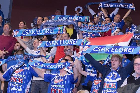 Szeged fans 565