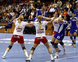 Playing in Podgorica will not be a walk in the park for the Romanians
