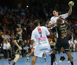 Veszprém will meet Ciudad in the Quarterfinals