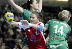 The Women's CL returns on 2 January in Skopje