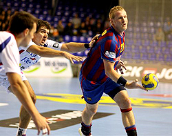 Joachim Boldsen leaves Barcelona for the second Danish league.