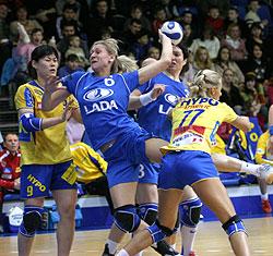 Bliznova scored four in Togliatti