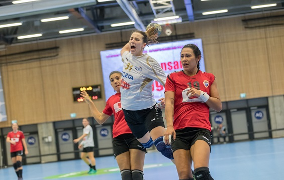 642071dfec3 European Handball Federation - Croatia hosts quartet of group match  hopefuls   Article. «