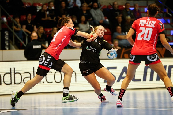 European Handball Federation Blomstrand Helps Kobenhavn To Dream