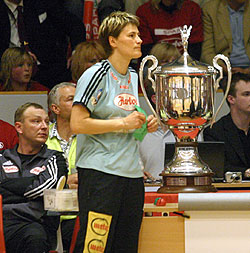 Andersen returns for the cup after the 2005 Final