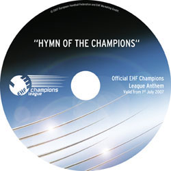 European Handball Federation - Hymn of the Champions / Article