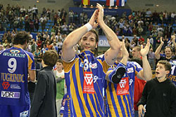 Balic celebrated qualification in March