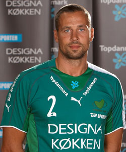The only injured in Viborg, Bjerre