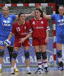 Tiselj can count on Damjanac (left) and Radicevic