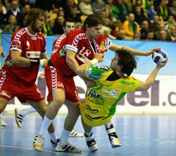 Mikkel Hansen confirmed his talent in the Main Round