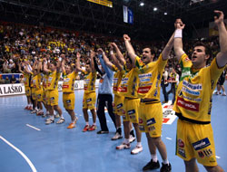 """At the end Celje could celebrate with the """"Florijani"""""""