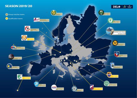 European Handball Federation Exec Confirms Participants