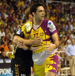 One of the new stars: Garabaya from Valladolid