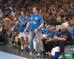 Coach Gislasson will focus on Gummersbach entirely