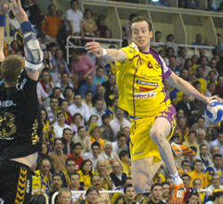 Another player from Valladolid - Gull is right back just as Nagy