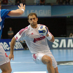 Igropulo was among the best Russian players