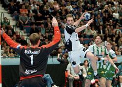 Kavticnik scored five against Hammarby