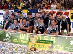 The last victory: Champions Trophy in Celje