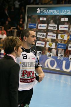Krivokapic interviewed after his decisive goal